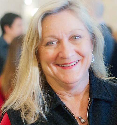 Kathy Gill - GeekWire Gala