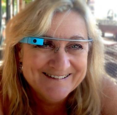 Kathy Gill Google Glass